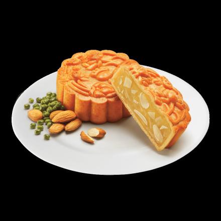 Bánh Nướng Đậu Xanh