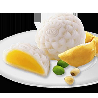 Bánh dẻo sầu riêng hạt sen