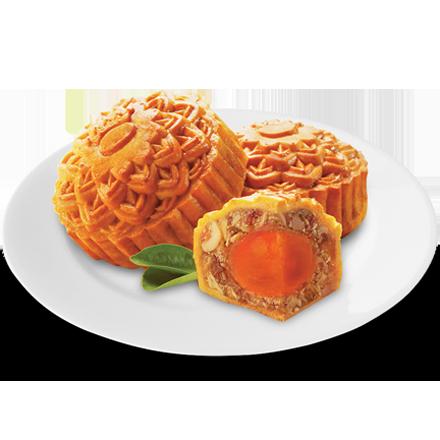 Bánh Nướng Bào Ngư 4 Trứng