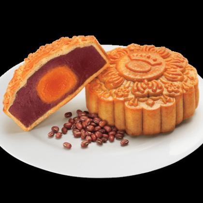 Bánh Nướng Đậu Đỏ