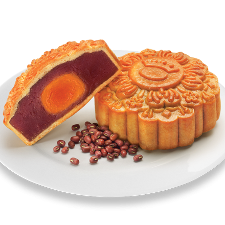 Bánh Nướng Đậu Đỏ kiểu Nhật