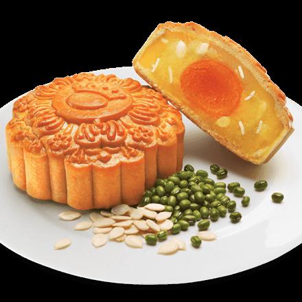 Đậu Xanh Hạt Dưa (2 trứng)