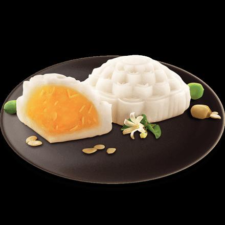 Bánh Dẻo Hạt Sen Hạt Dưa (0 trứng)
