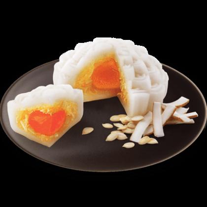 Bánh Dẻo Sữa Dừa Hạt Dưa (1 trứng)
