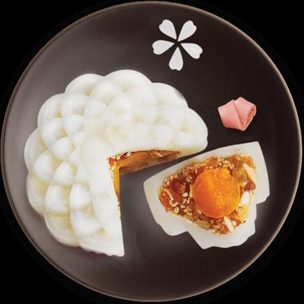 Bảnh Dẻo Thập Cẩm (1 trứng)