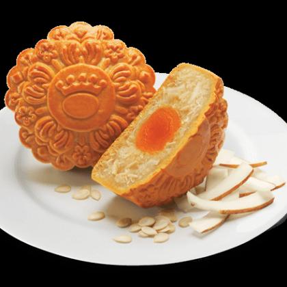 Bánh Nướng Sữa Dừa Hạt Dưa