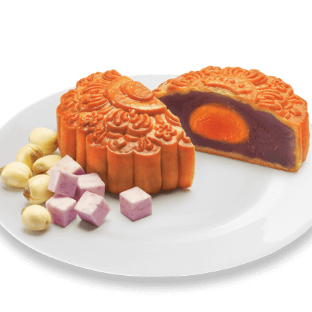 Khoai Môn Hạt Sen (2 trứng)
