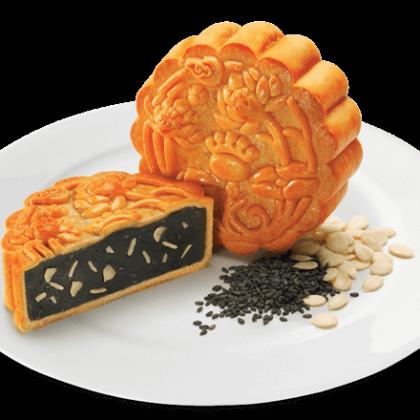 Bánh mè đen hạt dưa