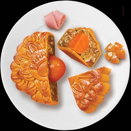 Bánh Nướng Thập cẩm Jambon
