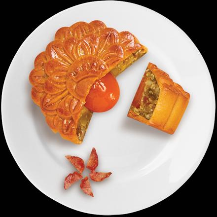 Bánh Nướng Thập Cẩm Lạp Xưởng