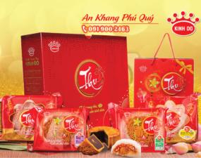 Hộp Bánh Trung Thu An Khang Phú Quý quà tặng ý nghĩa mùa Trung Thu