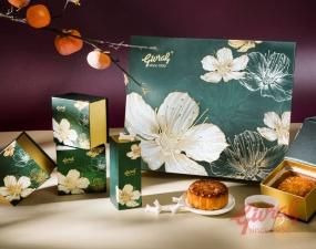 Mẫu hộp bánh trung thu Givral 2018 cho bạn lựa chọn