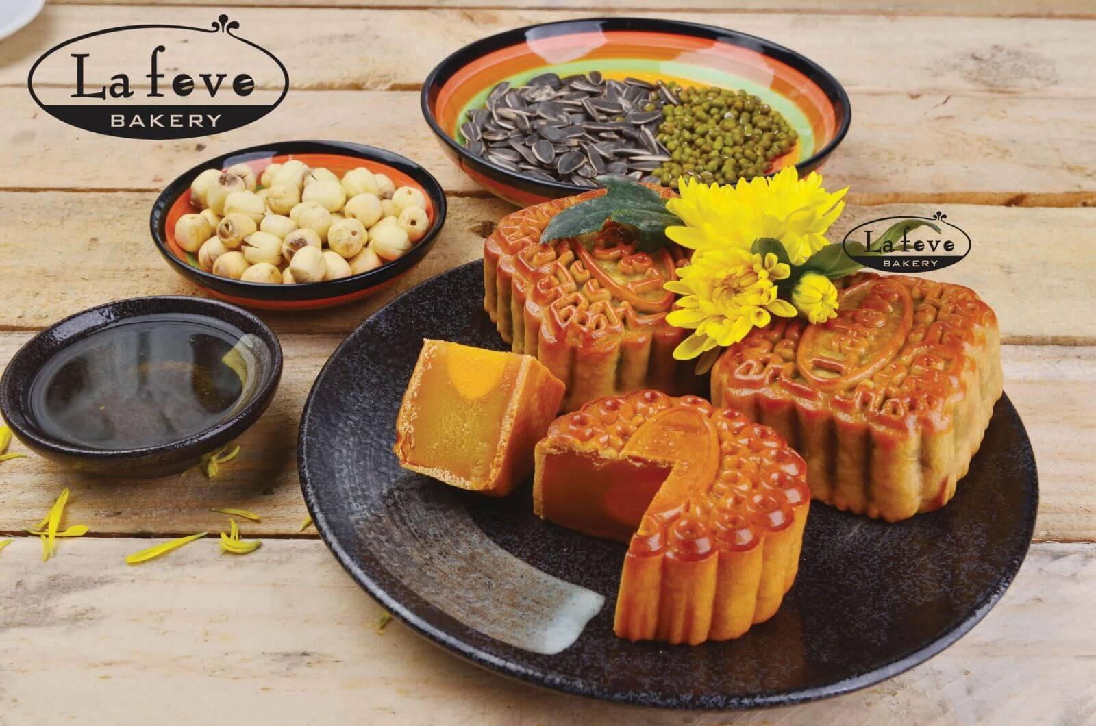 Bánh Trung Thu Lafeve 2018- Bảng Báo Giá Chính Thức Bánh Trung Thu Lafeve 2018 2