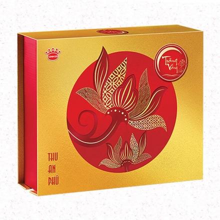 Bánh Trung Thu Cao Cấp Hồng Ngọc An Phú (Vàng)