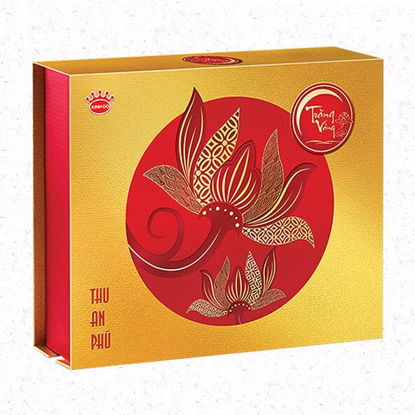 Bánh Trung Thu Cao Cấp Hồng Ngọc An Phú (Vàng) 1