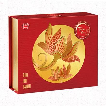 Trăng Vàng Hồng Ngọc An Thịnh (Đỏ)