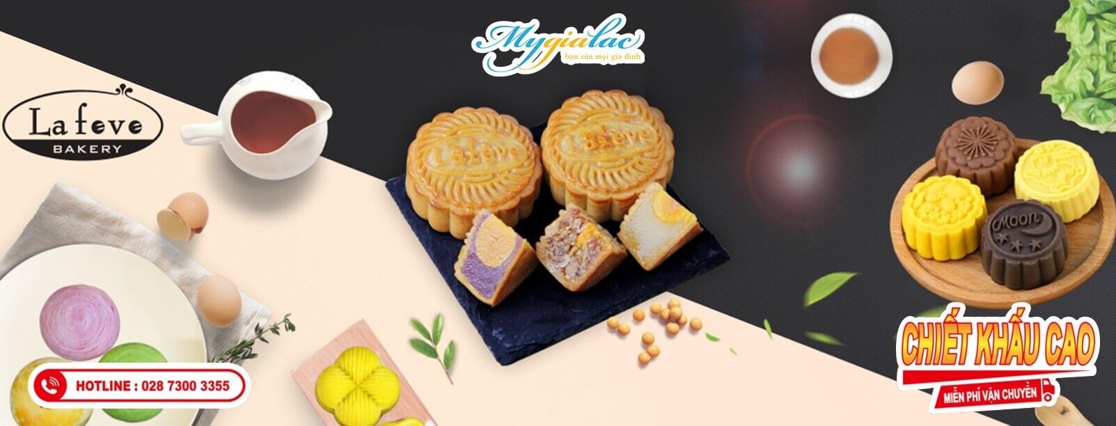 Bánh Trung Thu Lafeve 2019