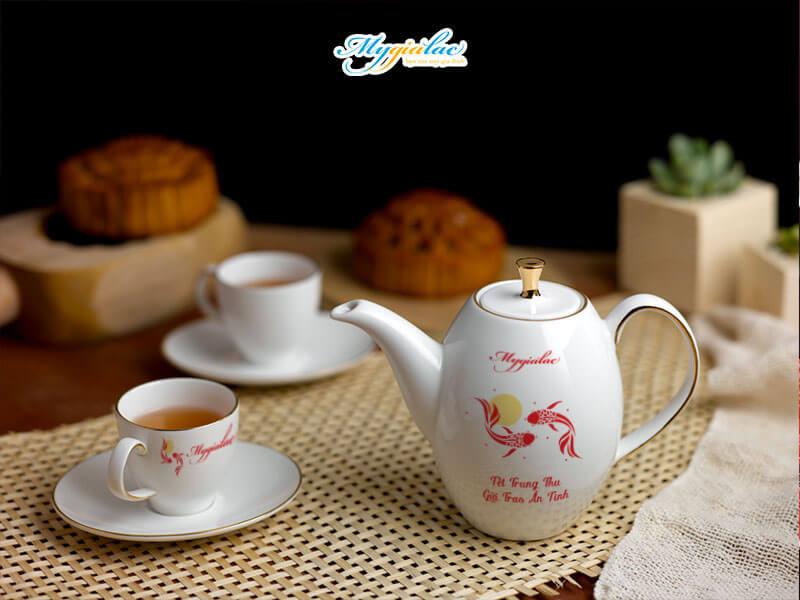 quà tặng trung thu bộ trà minh long