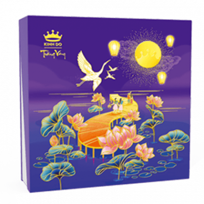 Trăng Vàng Hồng Ngọc An Nhiên (Xanh Dương)
