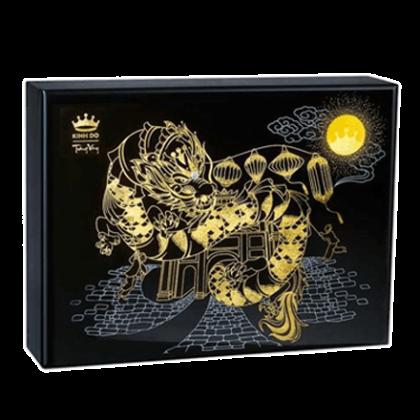 Trăng Vàng Black N Gold Kim Cương