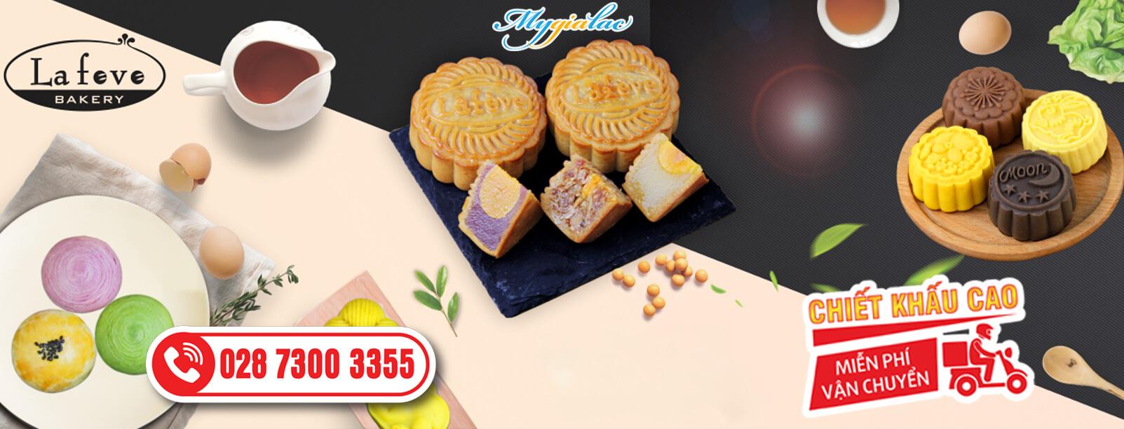 Bánh Trung Thu Lafeve