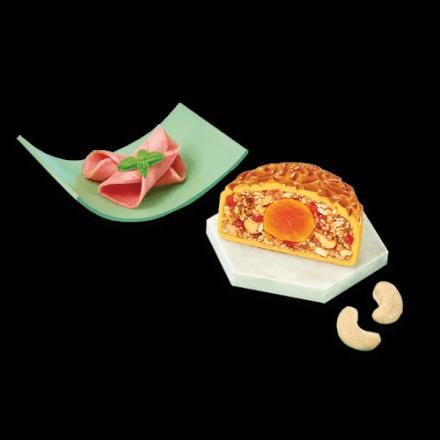 Jambon Xá Xíu ( 1 Trứng)